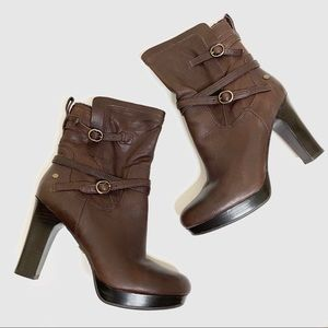 Ugg Brown Olivia Boots